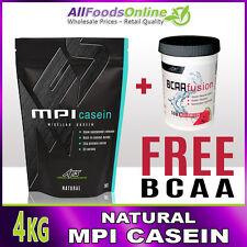 Mpi - Micellar Casein - Slow Release Protein - Mpi Casein - Natural - 4kg