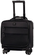 Victorinox Lexicon 8 Wheeled Spinner Boarding Tote Bag Carry On Luggage - Black