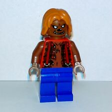 LEGO-Castle-HALLOWEEN HORROR MONSTER Licantropo Uomo Lupo pupazzetto