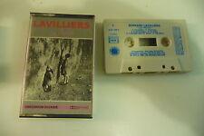 BERNARD LAVILLIERS K7 AUDIO TAPE CASSETTE. LES POETES.