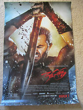 300: Rise of an Empire - 2014 - Original US One Sheet Poster   D/S