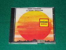 CLAUDIO BAGLIONI CD SABATO POMERIGGIO