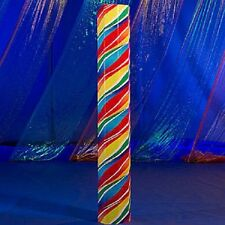 SWIRL LOLLIPOP OCTAGON COLUMN * candy land theme party * candy * sweets * column