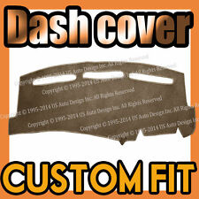 Fits 2009-2013  NISSAN CUBE DASH COVER MAT DASHBOARD PAD / TAUPE