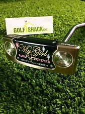"Scotty Cameron 2016 Limited Edition My Girl Putter Fancy & Forever 34"" NEW (1680"