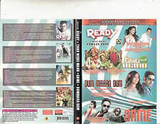 Ready-2011-Salman Khan/Tanu Weds Manu/Game/Dummaro Dum-4 Movies-India Movie-DVD