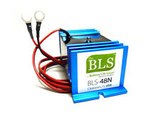 Battery Life Saver BLS-48N Reviver Desulfator 48 volt Golf Cart Buggy 48v