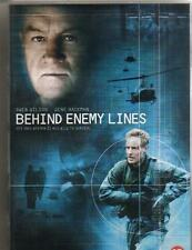 DVD - BEHIND ENEMY LINES - GENE HACKMAN WAR MOVIE - SKANDINAVIAN SUB 2 europe