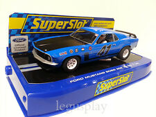 Slot SCX Scalextric Superslot H3613 Ford Mustang Boss 302 1969 Ed. Hinchcliff
