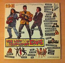 THE LAST TEMPTATION OF ELVIS- Various  - Vinyl 2 Lp  - NME LP 038/039 -1990 UK