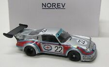 Porsche 911 RSR Turbo 2.1 ( LeMans 1974 ) No.22 Martini / Norev 1:18