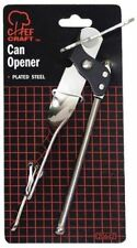 NEW CHEF'S CRAFT 20642 STEEL TRADITIONAL CAN OPENER TOOL SALE 1374115