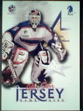 MARTIN BRODEUR   AUTHENTIC PIECE OF A 2000 ALL-STAR GAME-USED JERSEY /90  SP