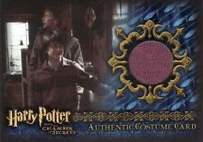 Harry Potter Chamber of Secrets CoS Harry Potter C4 Light Brown Costume Card