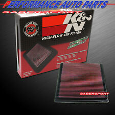 """IN STOCK"" K&N 33-2733 OE PANEL AIR INTAKE REPLACEMENT FILTER BMW E36 318I Z3"