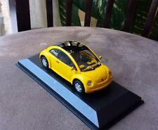 1/43 1994 VOLKSWAGEN NEW BEETLE CONCEPT CAR SALOON  MINICHAMPS - VW