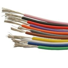 24/0.2 Multi Strand Wire Circuit Hookup Cable Orange 5M