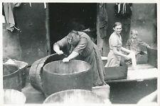 COLMAR c. 1935 - Lavandières Jeune Fille Petit Garçon Haut-Rhin - DIV 6472