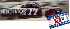 CD_2608 #11 David Pearson   1971 Ford Purolator Torino   1:64 Scale Decals