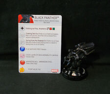 Marvel Heroclix Avengers Age of Ultron Super Rare Black Panther #045