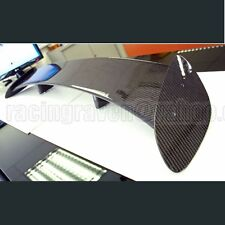 "CARBON FIBER UNIVERSAL 51"" INCHES GT REAR WING TRUNK SPOILER NISSAN"