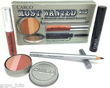 CARGO Most Wanted 4 Travel Size Must-Haves ** 4 PIECE SET