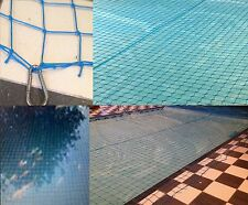 KN 4m x 3m Child safety BLUE SUPER NETS garden pond pool cover netting