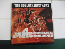 PUNK ROCK THE BOLLOCK BROTHERS THE 4 HORSEMEN OF THE APOCALYPSE