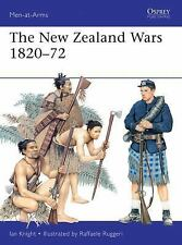 Men-At-Arms: The New Zealand Wars 1820-72 487 by Ian Knight (2013, Paperback)