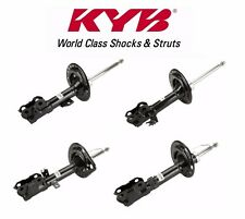 NEW Toyota Camry Set of Front and Rear Left + Right Shock Absorbers KYB Excel-G
