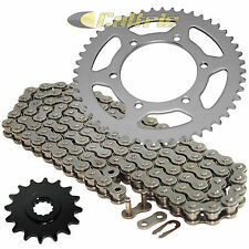 Drive Chain & Sprockets Kit Fits YAMAHA R6 YZF-R6 2003 2004 2005