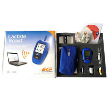 Laktat Messgerät - EKF Lactate Scout+ Start-Set  - Bluetooth