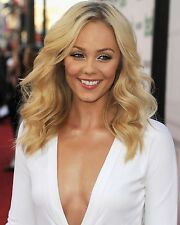 LAURA VANDERVOORT 10 x 8 PHOTO.FREE P&P AFTER FIRST PHOTO+ FREE PHOTO.19