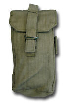 1958 PATTERN LEFT AMMO POUCH, FOR 58 WEBBING, GRADE 1 [07024] Battle look
