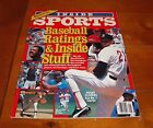 Inside Sports Magazine May 1987 Roger Clemens Reggie Jackson Vintage No Label