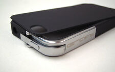 GRAFT CONCEPTS Leverage iPhone 4/4S Case Bumper - BLACK w/ MATTE Latch BRAND NEW