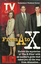 The X-Files, Vanessa Williams, Anthony Geary & Genie Francis - May 1997 TV Guide