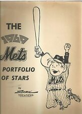1969 NY News Mets Portfolio of Stars