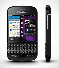 BlackBerry Q10 (SQN100-3) - 4G LTE - 16GB - Black GSM Unlocked 8 MP Smartphone