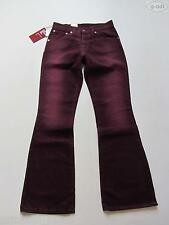 Levi's® 525 Cord Bootcut Jeans Hoe, W 30 /L 32, Rot, NEU !! Cordhose, weinrot !