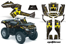 Can Am AMR Racing Graphics Sticker Kits ATV CanAm Outlander 500/650 Decals MDBY