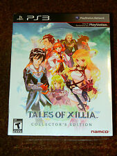 TALES OF XILLIA COLLECTORS EDITION PS3 GAME LIMITED BUNDLE BRAND NEW