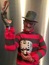 1/6 Custom Freddy Krueger From Freddy Vs Jason With Metal Claw Glove Sideshow