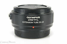 Olympus Digital EX-25 Macro Extension Tube for 4/3 Four Thirds, Mint