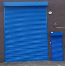 Industrial Electric Operation Roller Shutter Doors 2200mm x 2200mm