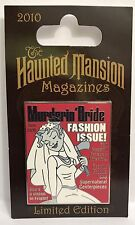 Disney - Haunted Mansion Magazines - Murderin' Bride LE 2500 Pin