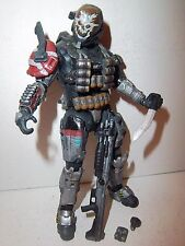 Halo Reach Series 1 **EMILE** 100% Complete w/ Shotgun, Shells, Grenade, Knife!!