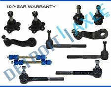 Brand New 12pc Front Suspension Kit for Tahoe K1500 K2500 Suburban Yukon 4x4 4WD