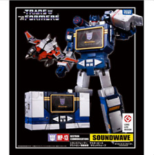 Transformers Japanese version of MP-13 sound wave laser birds unofficial version