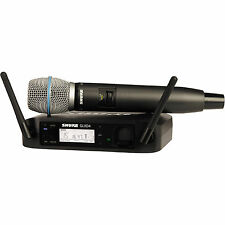 Shure GLXD24/Beta87A Handheld Wireless System GLXD24/B87A GLXD24 Beta87A